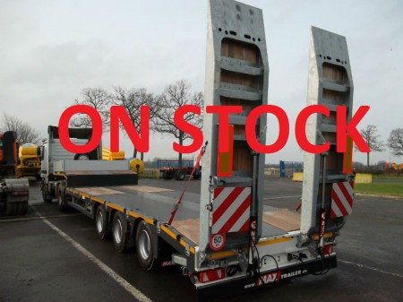 MAX TRAILER ON STOCK